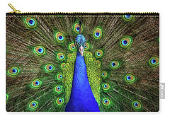 Carry-all Pouch featuring the photograph Always Colorful by Elaine Malott