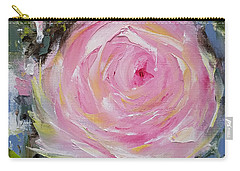 Carry-all Pouch featuring the painting Always by Judith Rhue