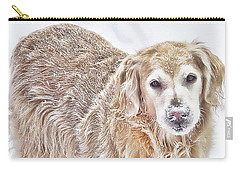 Carry-all Pouch featuring the photograph Always by Rhonda McDougall