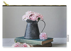 Carry-all Pouch featuring the photograph Always With Me by Kim Hojnacki