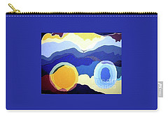 Amandas Abstract Carry-all Pouch