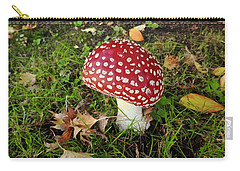 Amanita Mascara Carry-all Pouch