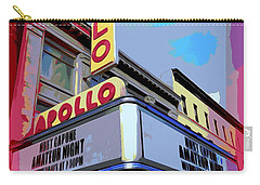 Amateur Night At The Apollo Carry-all Pouch by Ed Weidman