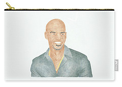 Amaury Nolasco Carry-all Pouch