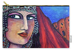 Amazigh Beauty 1 Carry-all Pouch