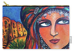 Amazigh Beauty 2 Carry-all Pouch
