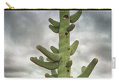 Arizona Christmas Tree Carry-all Pouch by Anne Rodkin