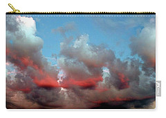 Imaginary Real Clouds  Carry-all Pouch