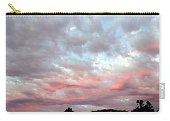 Soft Clouds Carry-all Pouch
