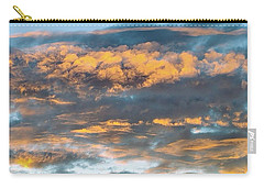 Clouds Of A Different Color Carry-all Pouch