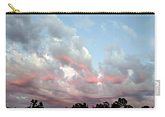 Amazing Clouds At Dusk Carry-all Pouch