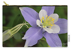 Amazing Colorado Columbine Carry-all Pouch