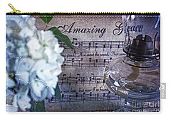 Amazing Grace - Christian Home Art II Carry-all Pouch