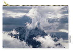 Amazing Grand Teton National Park Carry-all Pouch by Serge Skiba