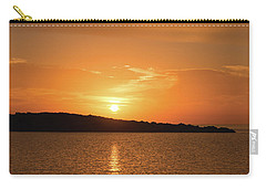 Dawn In Ibiza, Spain Carry-all Pouch