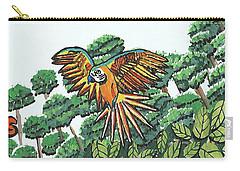 Amazon Bird Carry-all Pouch