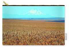 Amber Waves Of Grain Carry-all Pouch