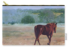 Ambling To Pasture Carry-all Pouch