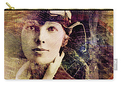 Amelia Carry-all Pouch by Barbara Berney