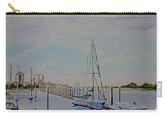 Amelia Island Port Carry-all Pouch