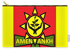 Amen Ankh Sunset Carry-all Pouch