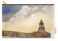 Amer Fort Watch Tower Carry-all Pouch