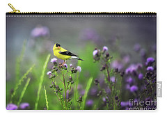 Amercian Goldfinch Carry-all Pouch