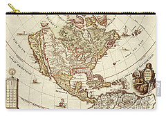 America Borealis 1699 Carry-all Pouch