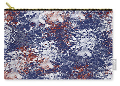 America Watercolor Carry-all Pouch