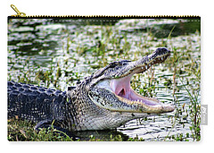 American Alligator Florida 3314_2 Carry-all Pouch