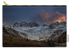 Carry-all Pouch featuring the photograph American Basin by Keith Kapple