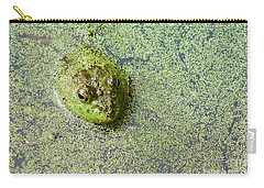 American Bullfrog Carry-all Pouch