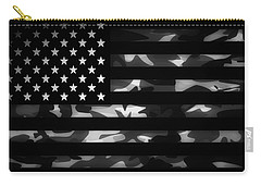 American Camouflage Carry-all Pouch