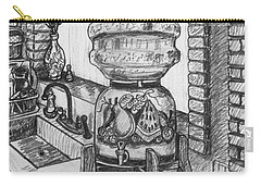 American Champagne Carry-all Pouch