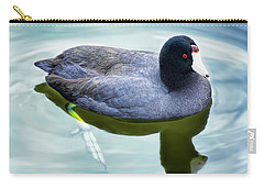 American Coot Duck Carry-all Pouch