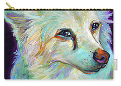 American Eskimo Carry-all Pouch