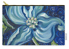 American Flowering Dogwood Carry-all Pouch by John Keaton