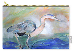 American Herons Carry-all Pouch