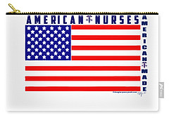 American Nurses Carry-all Pouch