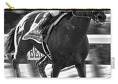 American Pharoah And Victor Espinoza Win The 2015 Belmont Stakes Carry-all Pouch