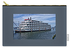 Carry-all Pouch featuring the photograph American Pride by Thom Zehrfeld