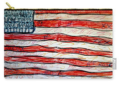 American Social Carry-all Pouch by Paulo Guimaraes