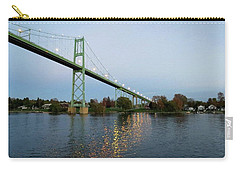 American Span Thousand Islands Bridge Carry-all Pouch