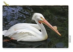 American White Pelican, Florida Carry-all Pouch