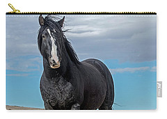 American Wild Horse Carry-all Pouch
