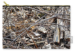 American Woodcock, Migratory Bird Carry-all Pouch by Asbed Iskedjian