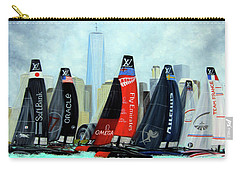 America's Cup New York City Carry-all Pouch