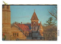 Ames Free Library At Solstice Carry-all Pouch