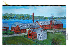 Amesbury Hat Shop Carry-all Pouch