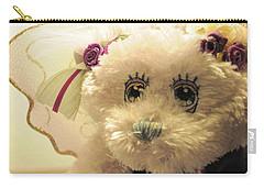 Amethyst Fairy Bear Carry-all Pouch